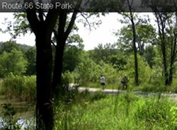 MISSOURI STATE PARKS VIA YOUTUBE