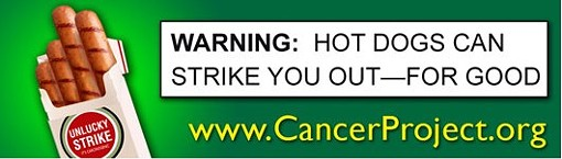 Don't drive off the road when you see this billboard on I-70.