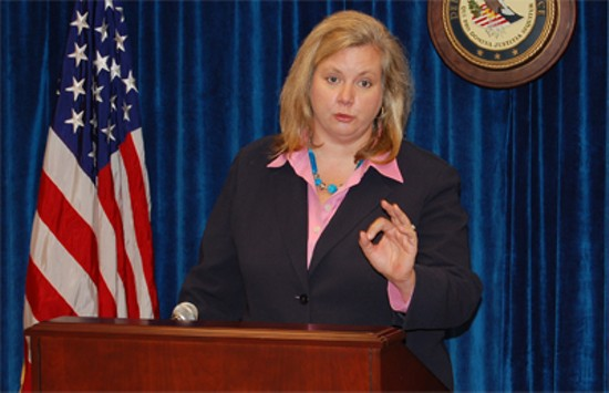 Catherine Hanaway is running for governor of Missouri.