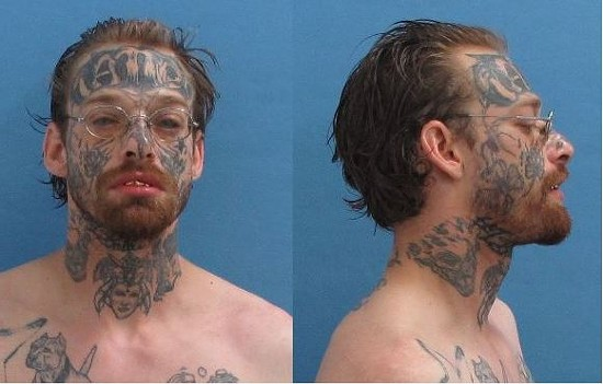 "Michael Knuth's nickname is ""Tattoo."" - LINCOLN POLICE DEPARTMENT"