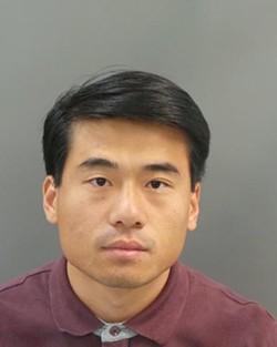 Rev. Xiuhui Joseph Jiang, 31. - SLMPD