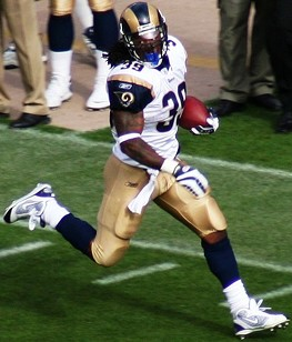 Steven Jackson was reportedly unhappy with being underused in the Rams' loss to the Seahawks. Could a new coordinator spell the end of such inexplicable Mike Martz moments? - COMMONS.WIKIMEDIA.ORG