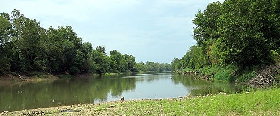 Meramec River. - VIA WIKIMEDIA COMMONS