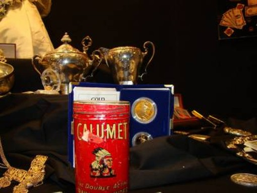 Unreal's personal favorite....Bet this Calumet would taste great in some cornbread, grilled over an open fire. - MISSOURI STATE TREASURER'S OFFICE