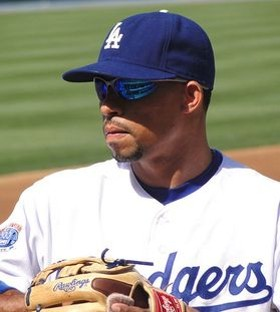 Furcal in 2010 with the Dodgers. - COMMONS.WIKIMEDIA.ORG