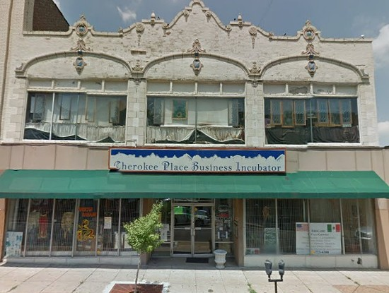 Cherokee Street Business Incubator. - VIA GOOGLE MAPS
