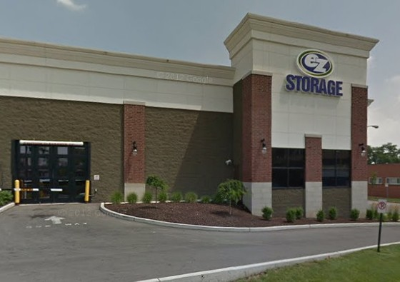 An EZ Storage facility like this could replace the Book House. - VIA GOOGLE MAPS