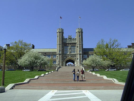 Washington University. - BLUEPOINT951 VIA FLICKR