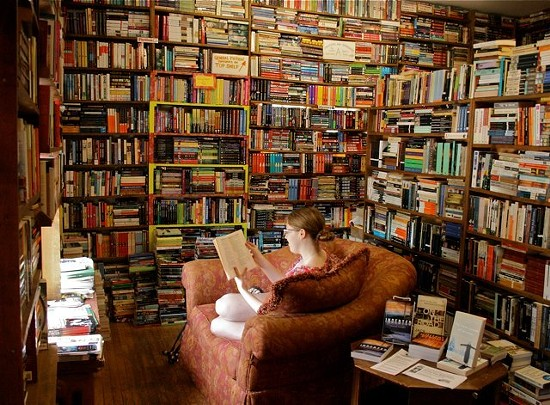 The Book House needs to raise more than $25,000 so it can go back to looking like this. - BOOK HOUSE