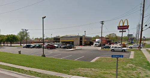 Cahokia's McDonalds. - GOOGLE MAPS