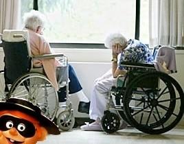 Don't get burgled, grandma!