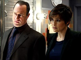 A hallucinogenic cure for drug addiction raises eyebrows -- cast of SVU included - IMAGE VIA