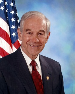 Don't bring up your Ron Paul vote during your marijuana growing trial. - U.S. CONGRESS