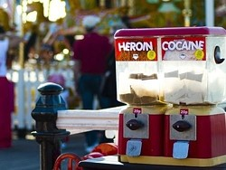 Seattle Police are taking a more relaxed approach to drug laws... - BLAMEITONTHEVOICES.COM