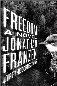 Please, oh please let not the presence of the bird mean this will be as awful as Franzen's New Yorker essay about birdwatching. Thank you. - COURTESY FARRAR, STRAUS AND GIROUX