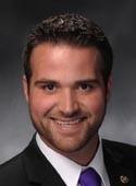 Missouri Representative Zachary Wyatt