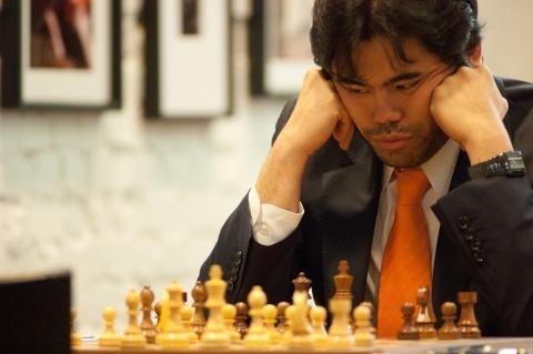Hikaru Nakamura plays in the 2012 US Chess Championship. - STUDIO 314