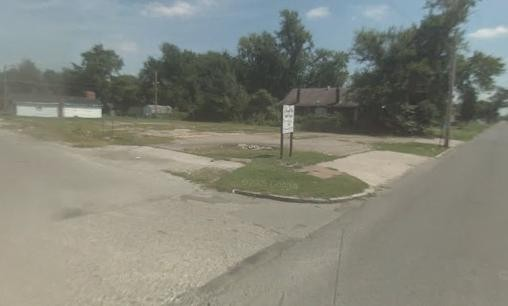 Autorities found the body in this vacant lot in East St. Louis. - GOOGLE STREET VIEW