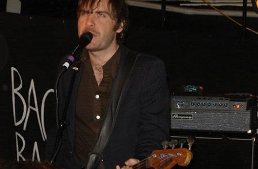 Bjorn Yttling of Peter Bjorn and John. Read the full concert review here. - PHOTO: TODD MCKENZIE