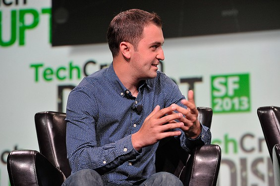 John Zimmer, cofounder at Lyft. - TECH CRUNCH ON FLICKR