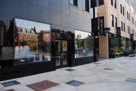 The shop is in the old Design Within Reach space, next to Scape. - JULIA GABBERT
