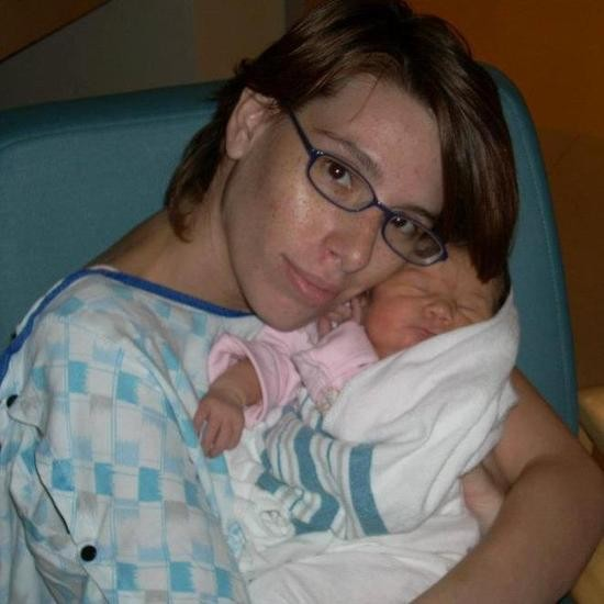 Jessica Lynn Howell and her infant daughter. - FACEBOOK