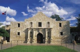 The Alamo doesn't even have a basement. - IMAGE VIA