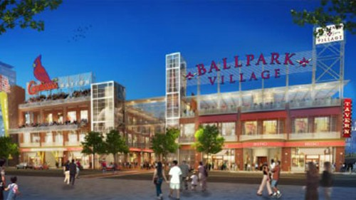 A look at the future of Ballpark Village.