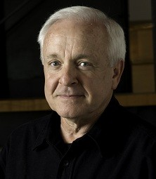 Author Terry Ganey