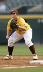 Brett Wallace, drafted first by the Cardinals, played third base at Arizona State University and won the PAC 10 Triple Crown each of the last two seasons