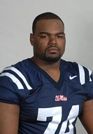 Michael Oher - UNIVERSITY OF MISSISSIPPI