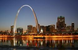 St. Louis...tastes like Arch. - IMAGE VIA