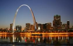St. Louis...tastes like Arch. - IMAGE VIA