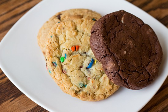 A selection of cookies. - PHOTOS BY MABEL SUEN