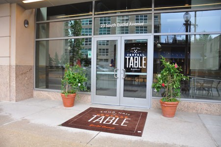 Central Table Food Hall | Tara Mahadevan
