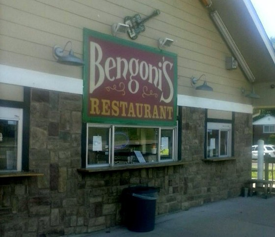 """The """"new old Bengoni's."""" - COURTESY DARIN SMITH"""
