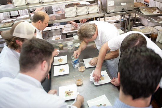 Too many cooks? Never. | Jon Gitchoff