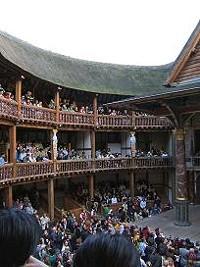 Shakespeare's groundlings, the original sneaks. - WIKIMEDIA COMMONS