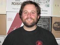 Andrew Traughber of Bon Vivant Wines - DAVE NELSON