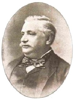 Chef Charles Ranhofer knew his way around a pig's bowel. - IMAGE VIA