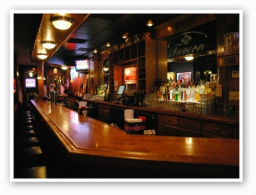 Saddle up to the bar at PJ's