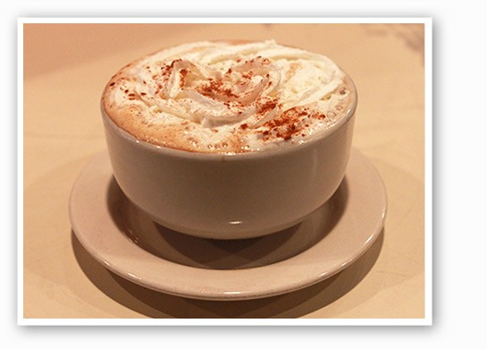 Stick around after your pumpkin spice at MoKaBe's. | Zoe Kline