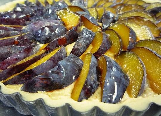 A pie in the making at 4 Seasons Bakery. | Image via 4 Seasons Bakery