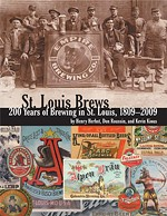 The cover of St. Louis Brews - WWW.STLBREWSBOOK.COM