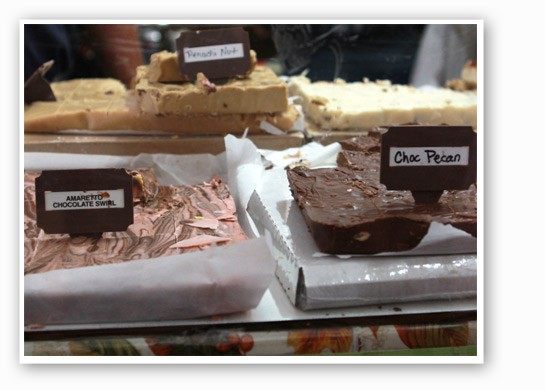 Bankhead fudge at Best of Missouri Market. | Zoe Kline