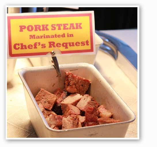 Chef's Request Marinade at Best of Missouri Market. | Zoe Kline