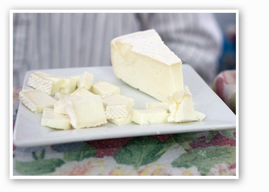 Cheese from Baetje Farms. | Zoe Kline