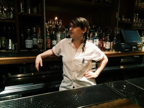 Chef Heather Stone of Taste. | Kate Woolverton