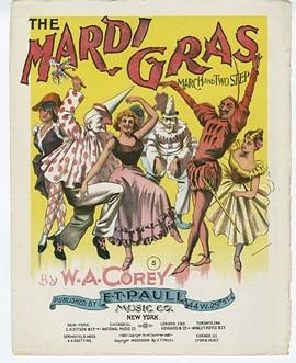 Plenty of Mardi Gras festivities take place this Saturday. - WIKIMEDIA COMMONS