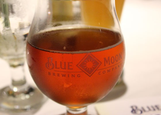 Blue Moon Harvest Pumpkin Ale. | Nancy Stiles